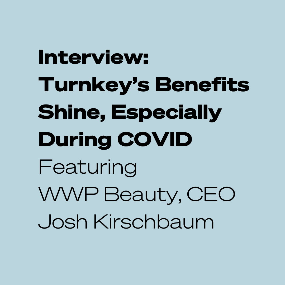 Interview with WWP Beauty Josh Kirschbaum CEO